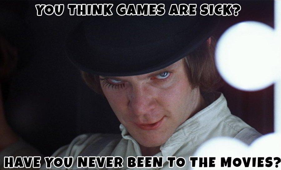 Gaming Isn't Sick