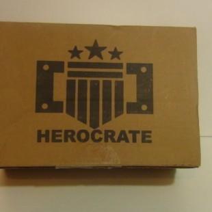 HeroCrate – Heroes Honoring Heroes Heroically