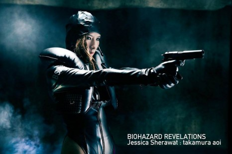 Cosplay Wednesday – Resident Evil Revelations' Jessica Sherawat