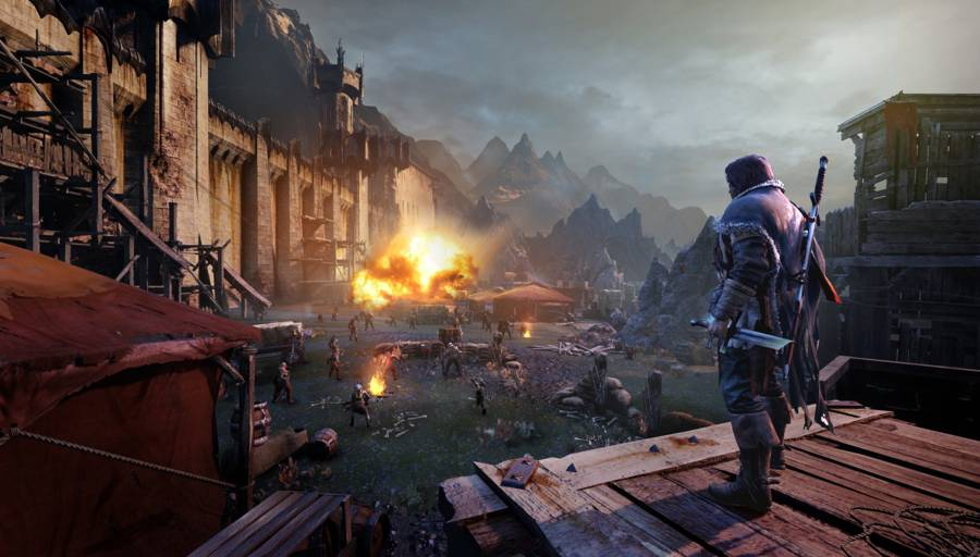 Middle-earth Shadow Of Mordor Guide: The White Rider Trophy/Achievement Guide