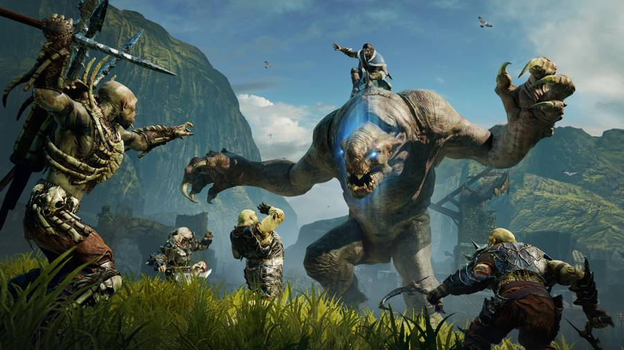 Middle-earth Shadow Of Mordor Review - One Game to Rule Them All?