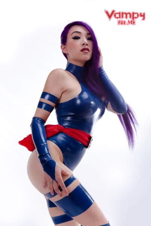 Psylocke Cosplay - Gamers Heroes