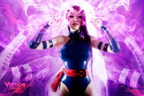 Cosplay Wednesday – X-Men's Psylocke