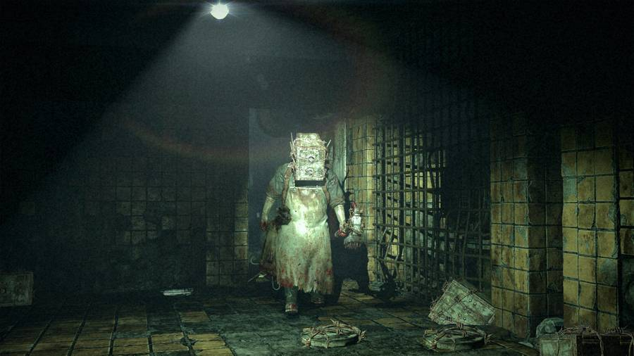 The Evil Within Lockers