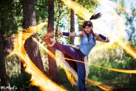 Cosplay Wednesday – The Legend of Korra's Korra