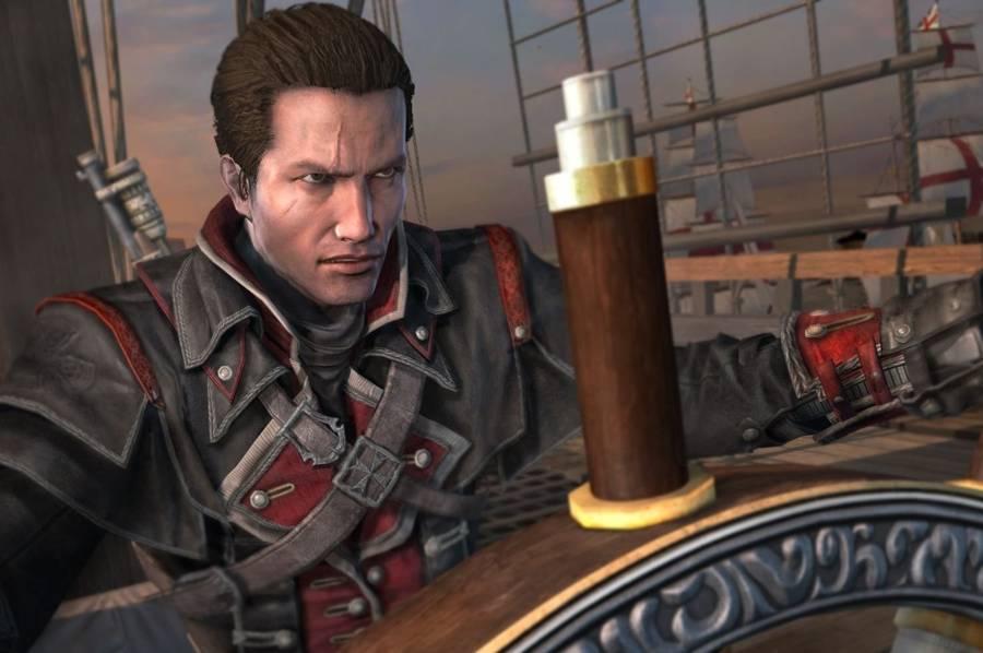 Assassin's Creed Rogue New York Blueprint