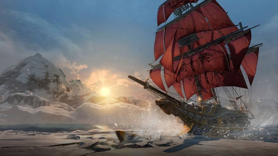 Assassin's Creed Rogue North Atlantic Viking Sword Locations