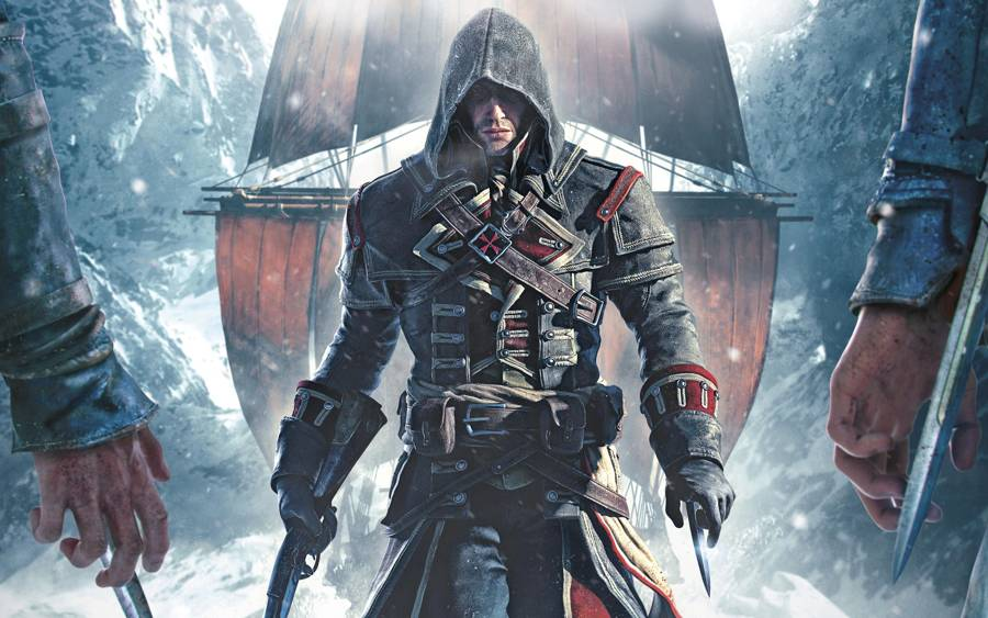 Assassin's Creed Rogue River Valley Native Pillars