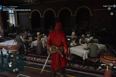 Assassin's Creed Unity Cafe Theatre & Social Clubs Guide