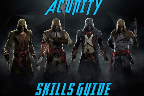 Assassin's Creed Unity Skills Guide