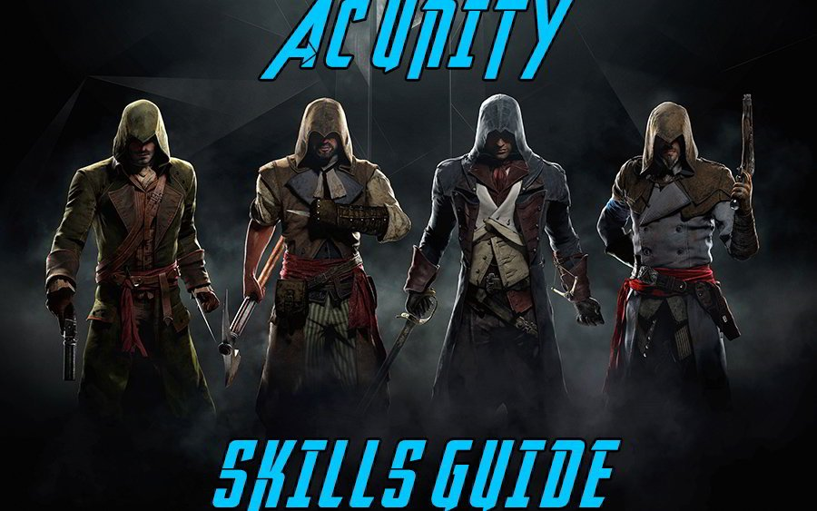Assassin's Creed Unity Skills Guide - All Skills & Tutorial Videos