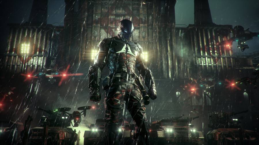 New Batman Arkham Knight Gameplay Trailer Shows Off Batmobile