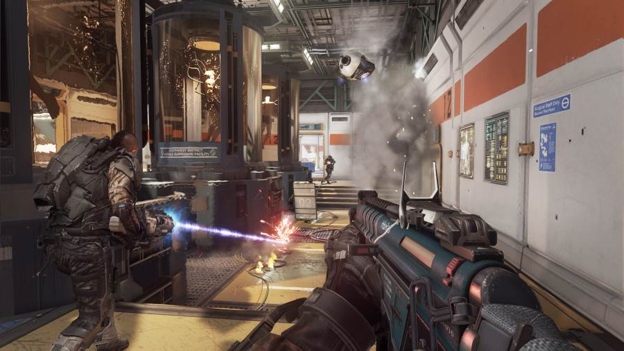 Call of Duty Advanced Warfare - Gamers Heroes