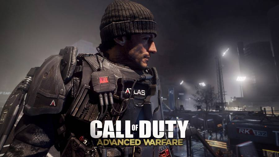 CoD Advanced Warefare Manhunt Intel