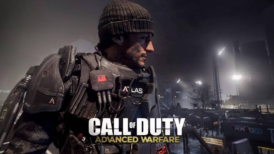 CoD Advanced Warefare Manhunt Intel