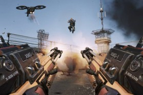 Call Of Duty Advanced Warfare Gets New Exo Zombies Trailer
