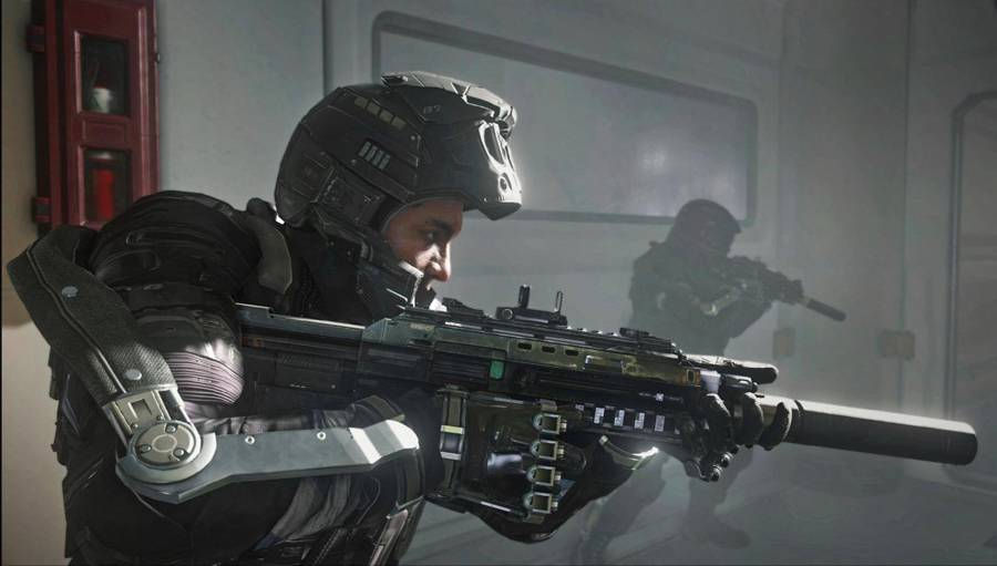 CoD Advanced Warfare Intel Locations