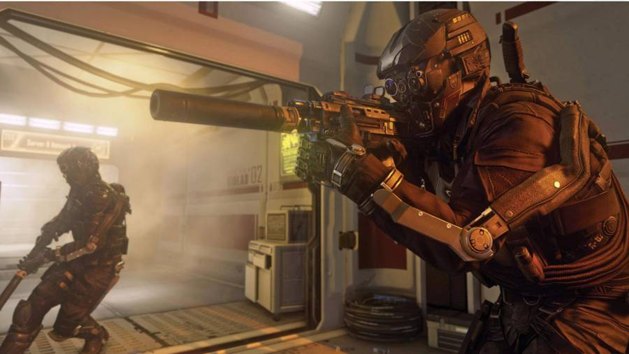 Call Of Duty Advanced Warfare Guide: Intel Location Guide