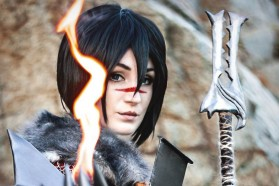 Cosplay Wednesday – Dragon Age II's Marian Hawke