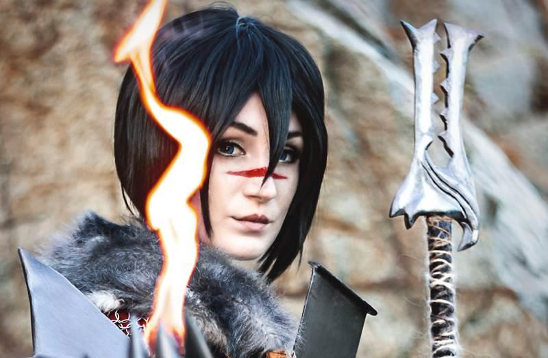 Dragon Age II Marian Hawke Cosplay - Gamers Heroes