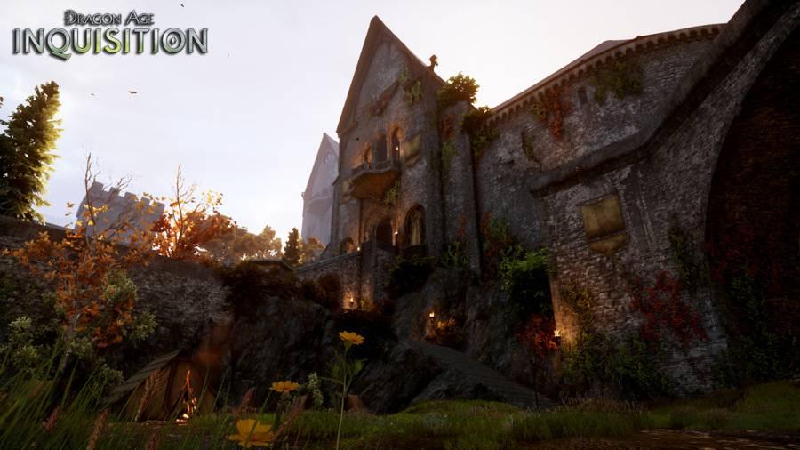 Dragon Age Inquisition The Golden Halla