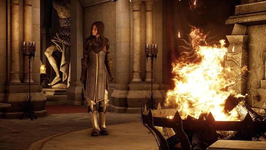 Dragon Age Inquisition Sharper White Claws