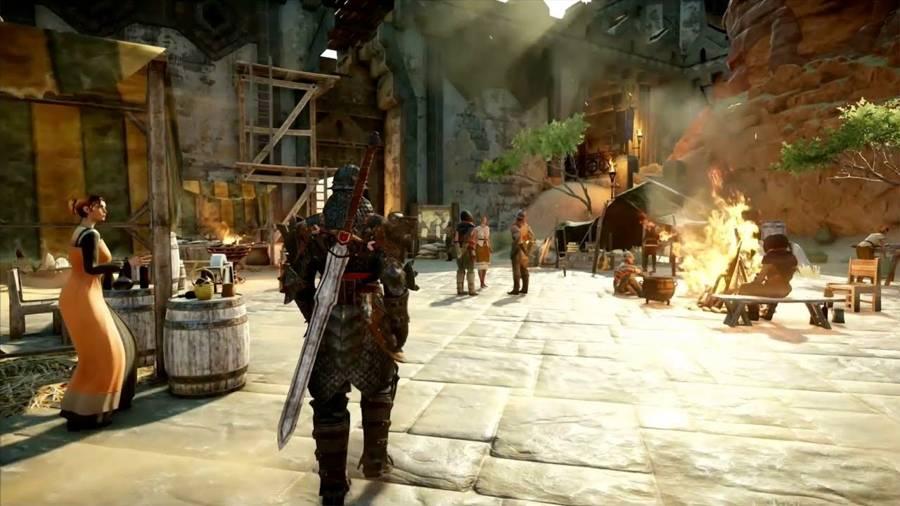 Dragon Age Inquisition: Storm Coast Side Quest Guide