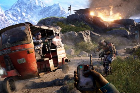 Far Cry 4 Bell Tower Guide – Fastest Route & Unlockables