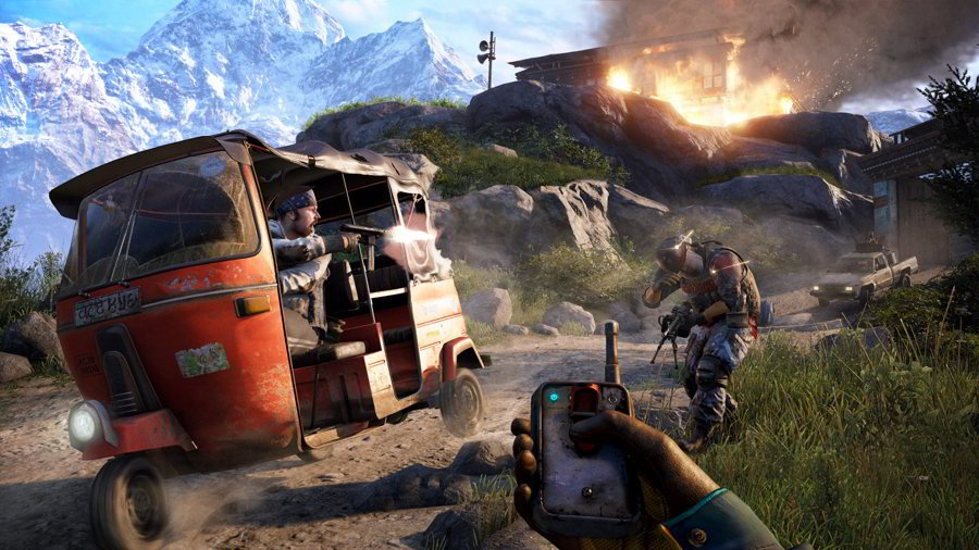 Far Cry 4 Bell Tower Guide - Quickest Method & Unlockables