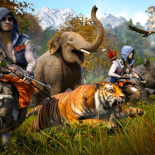 Far Cry 4 Fortress Guide – Noore's Fortress Baghadur