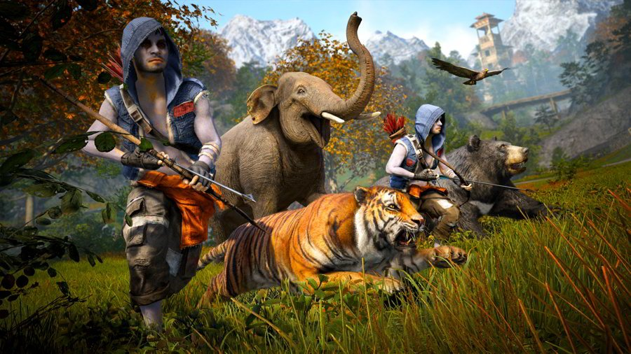 Far Cry 4 Fortress Guide - Noore's Fortress Baghadur