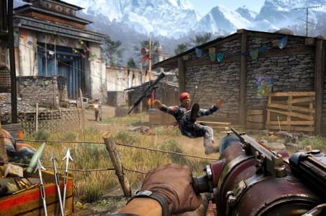 Far Cry 4 Kyrat Fashion Week & Animal Skin Locations Guide