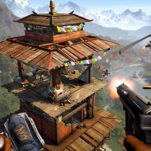 Far Cry 4 Outpost Guide – Quests, Items & Collectibles