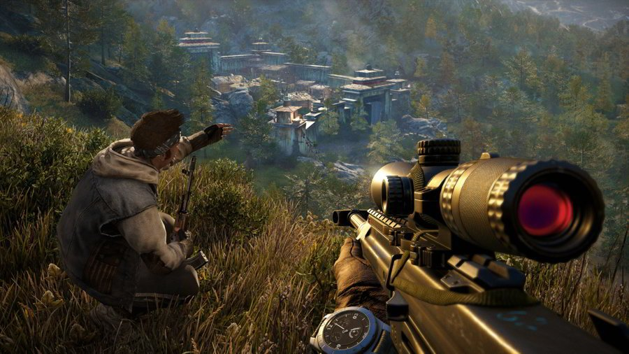 Far Cry 4 Weapon Unlockables Guide