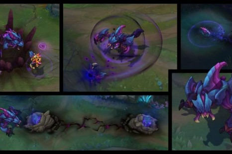 Rek'Sai Will Be The Next Champion Introduced To League Of Legends