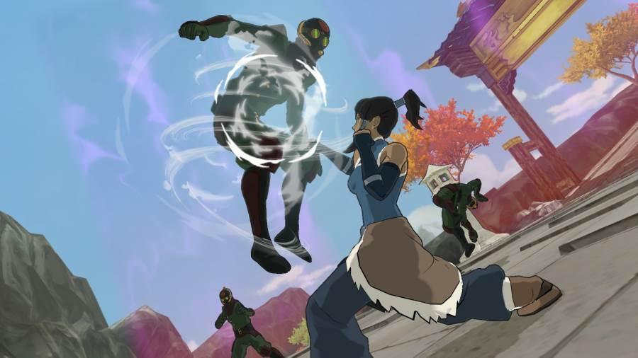 The Legend of Korra Review - Gamers Heroes