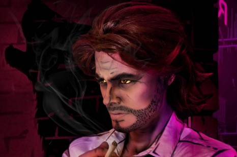 Cosplay Wednesday – The Wolf Among Us' Bigby Wolf