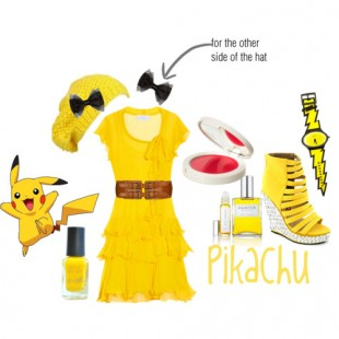 Dress Like a Pokemon With Polyvore