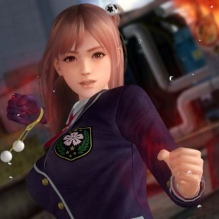 Newcomer Honoka Joins Dead or Alive 5 Last Round