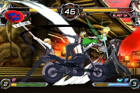 Fighter Dengeki Buno: Fighting Climax Comes Stateside