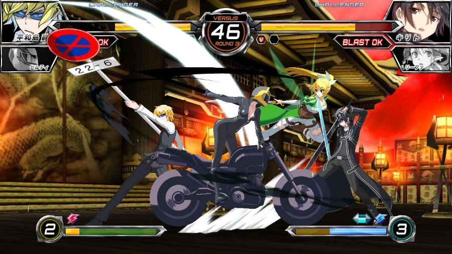 Dengeki Bunko Fighting Climax - Gamers Heroes