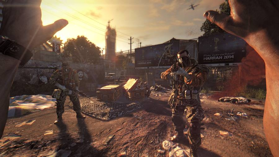 Dying Light Launches City Of Harren Website