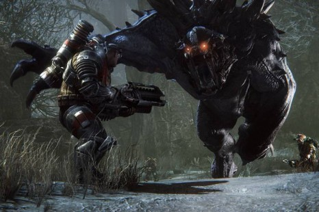 Evolve DLC Plans Revealed