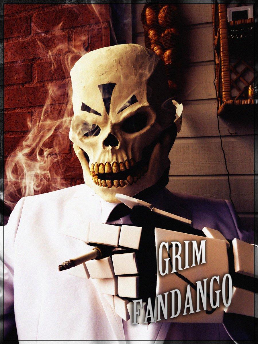 Grim Fandango Emaneul Calavera Cosplay - Gamers Heroes (1)