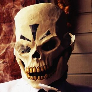 Cosplay Wednesday – Grim Fandango's Manny Calavera
