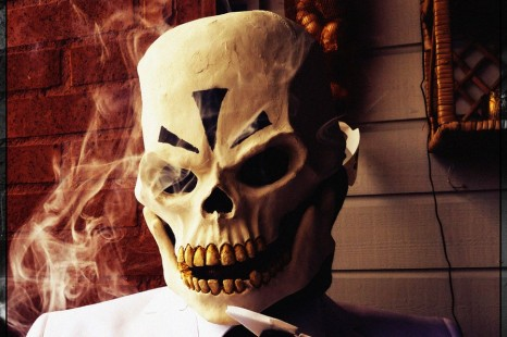 Cosplay Wednesday – Grim Fandango's Manny Calavera