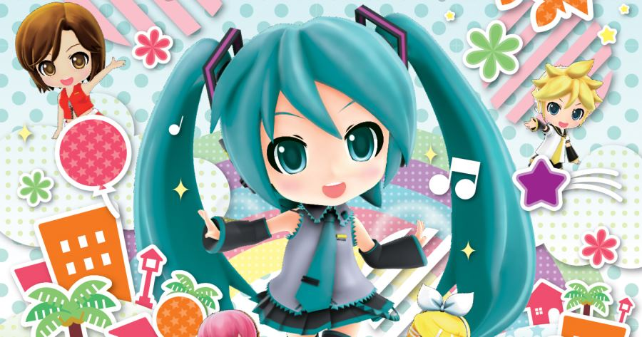 Project Mirai DX - Gamers Heroes