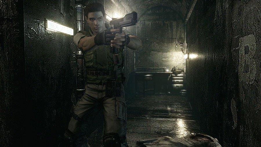 Resident Evil HD - Gamers Heroes