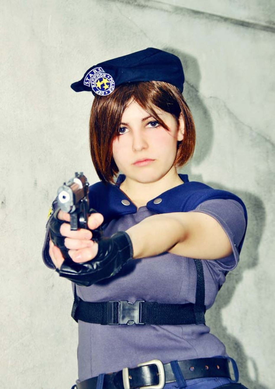 Cosplay Wednesday Resident Evil Remake S Jill Valentine Gamersheroes