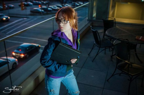 Cosplay Wednesday – Saints Row's Kinzie Kensington